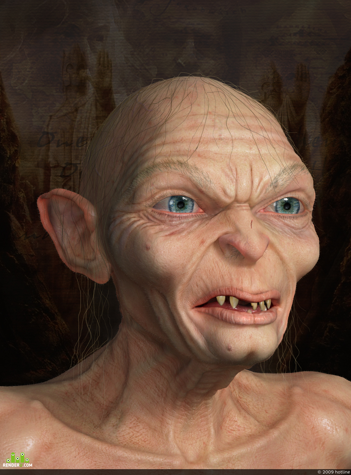 preview Gollum