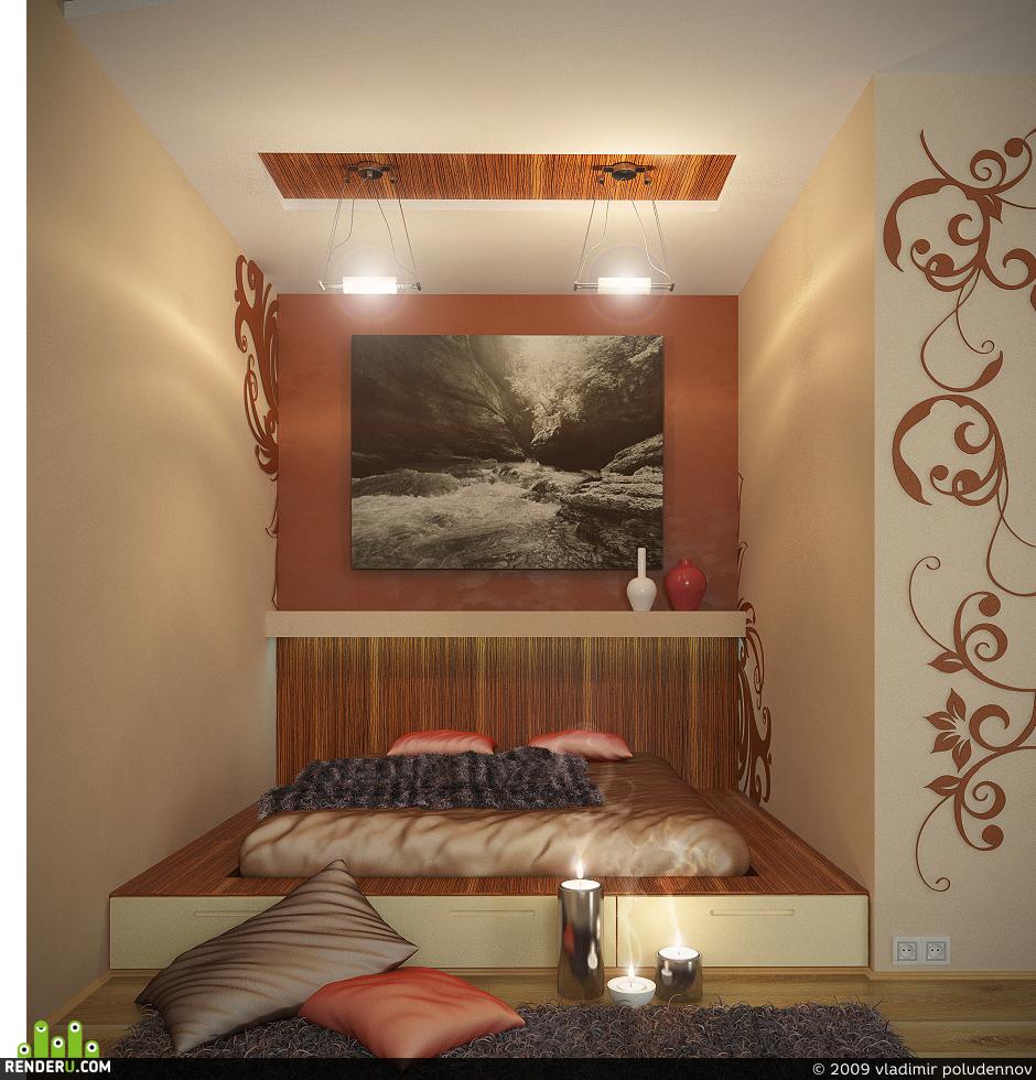 preview мини спальня