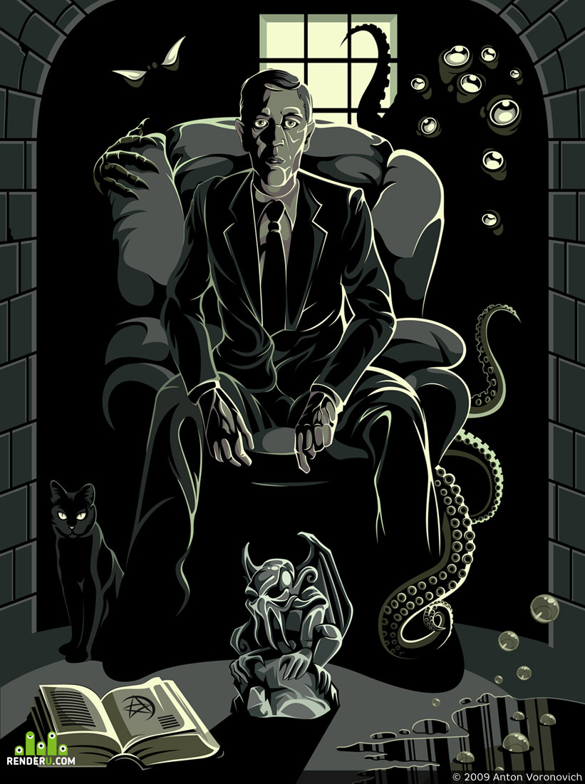 preview Lovecraft nightmare