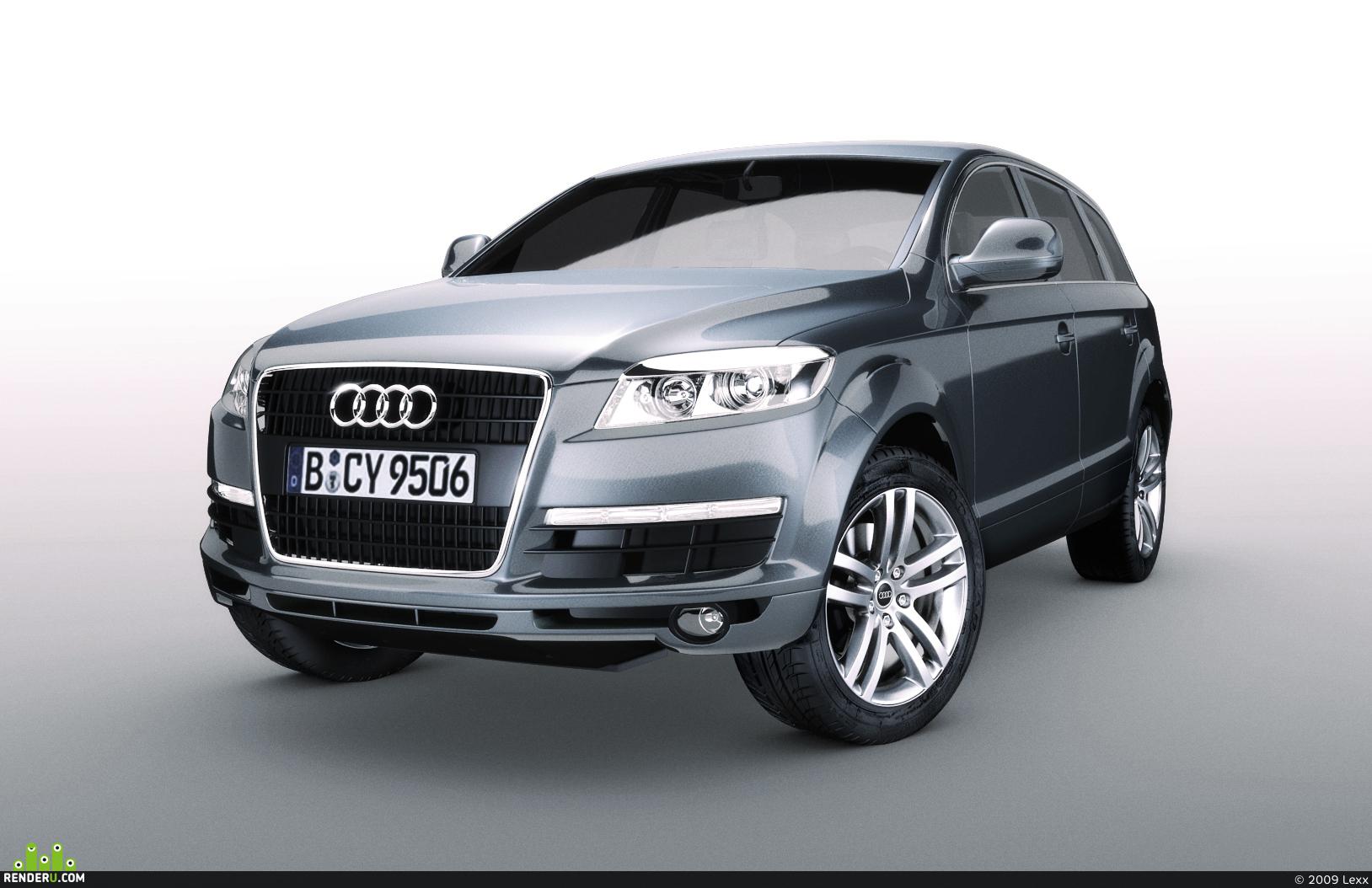 preview Audi Q7