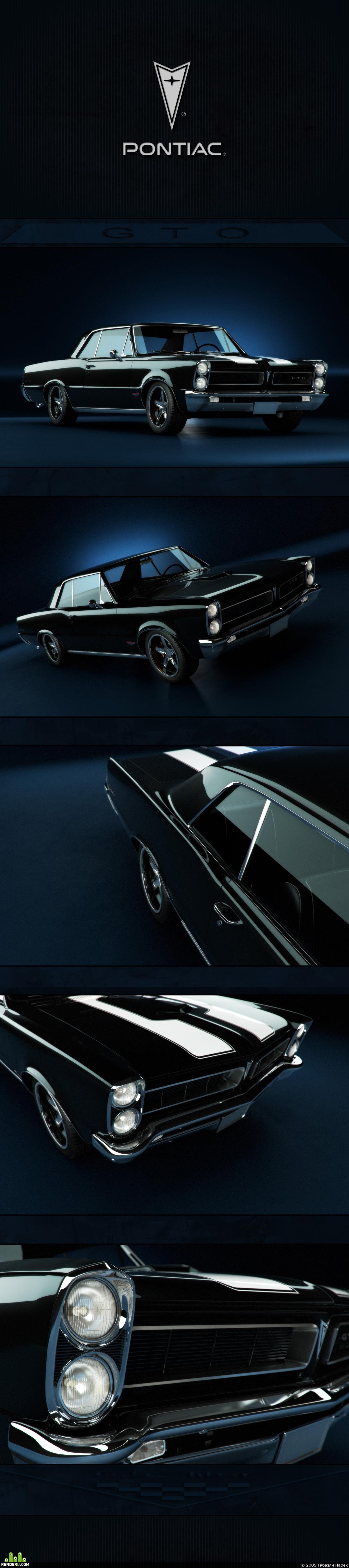 preview Pontiac GTO65