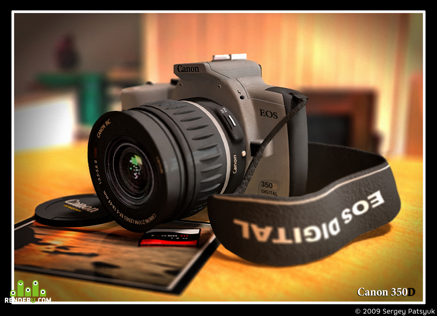 preview Canon 350D