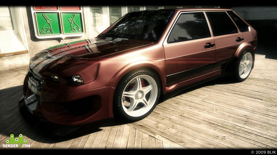 preview VAZ 2109 Drug Tuning