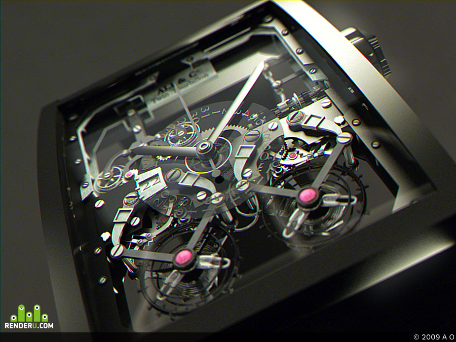 preview Twin Tourbillon Watches
