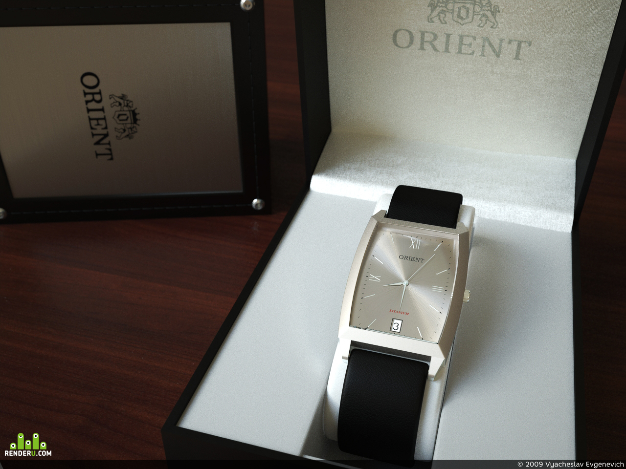 preview Orient Titanium