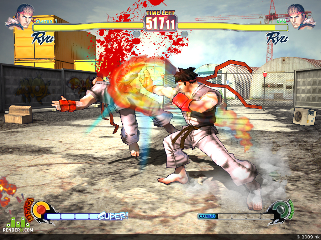 preview street fighter