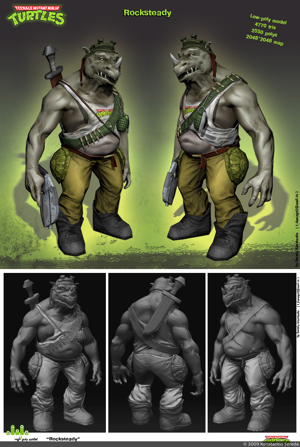 preview Rocksteady