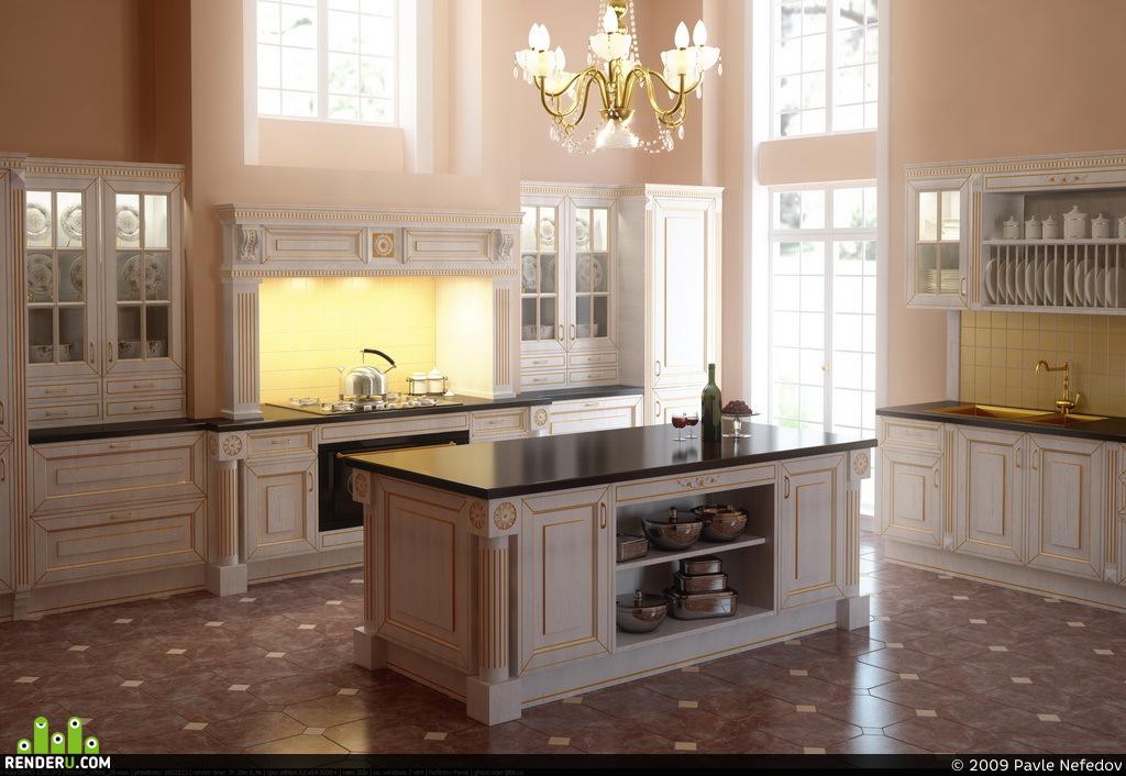 preview White Kitchen