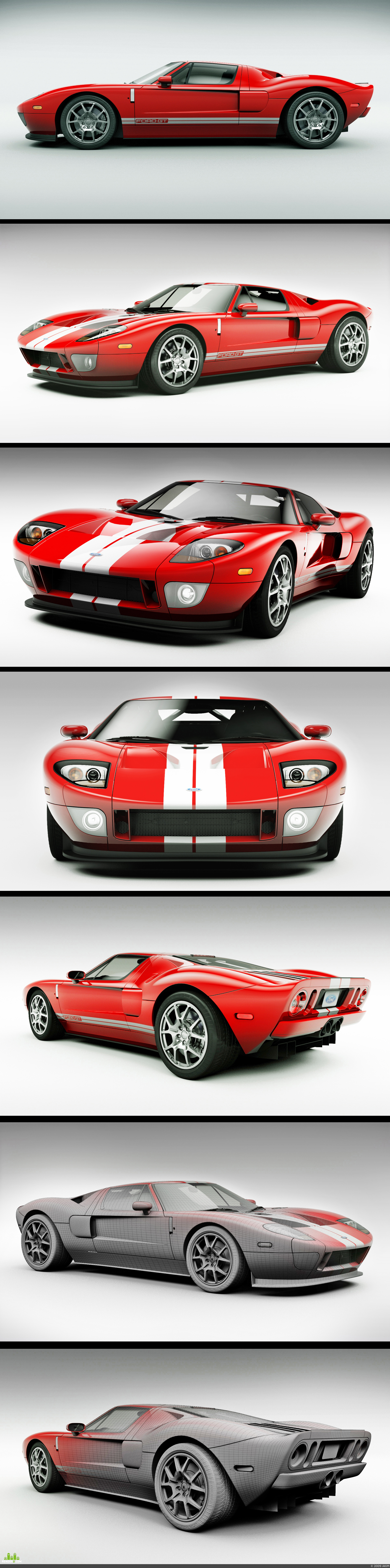 preview Ford GT