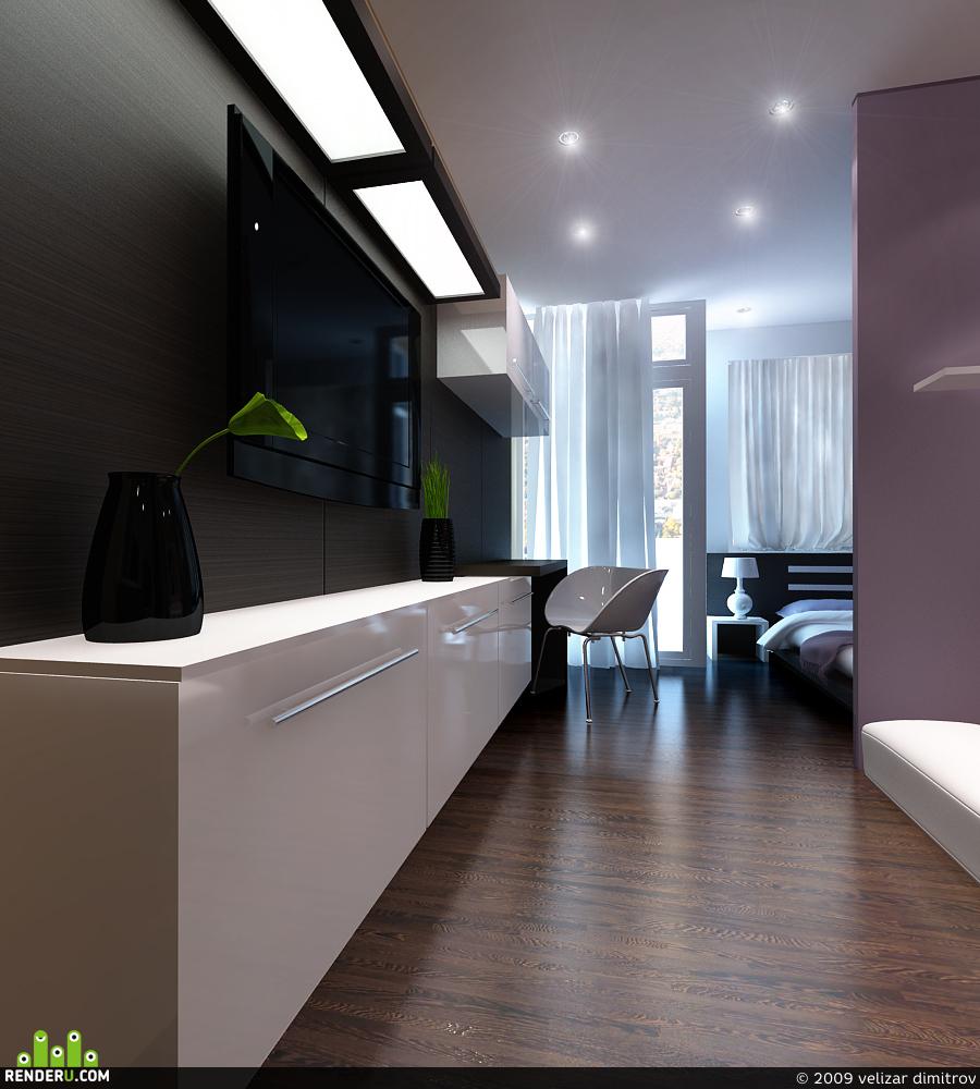 preview Bedroom!