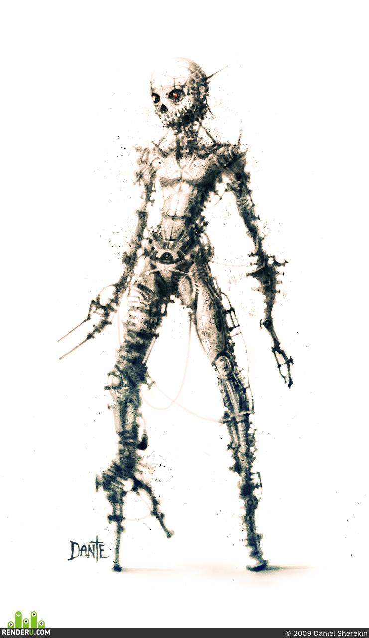 preview Abstraktnyiy terminator
