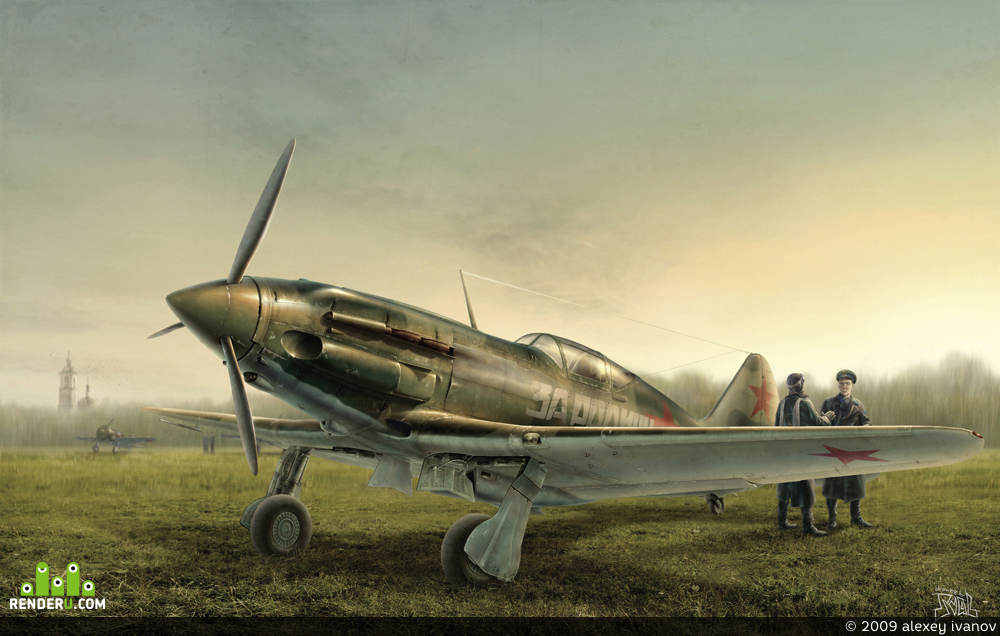 preview MiG-3