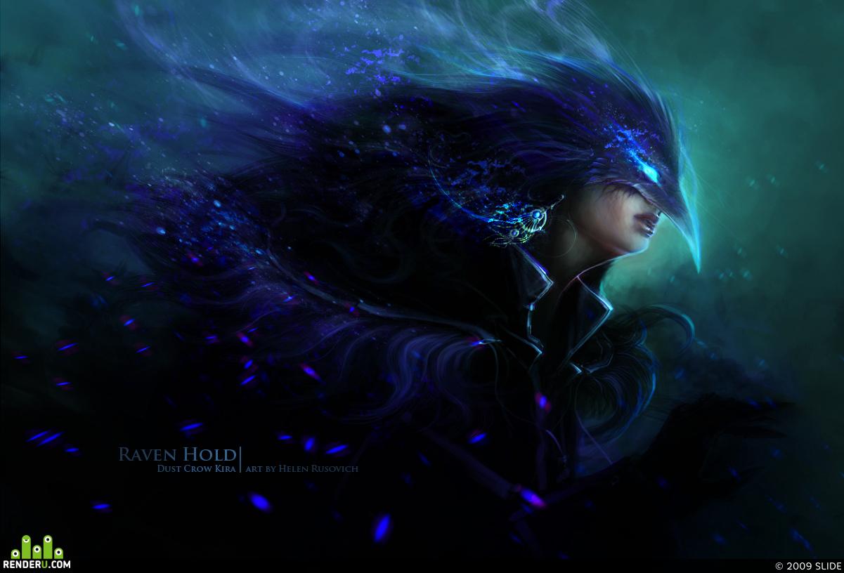 preview Kira Crow: Bluelight