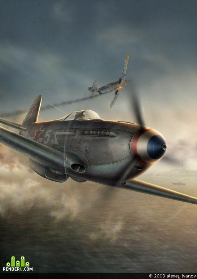 preview YAk-3