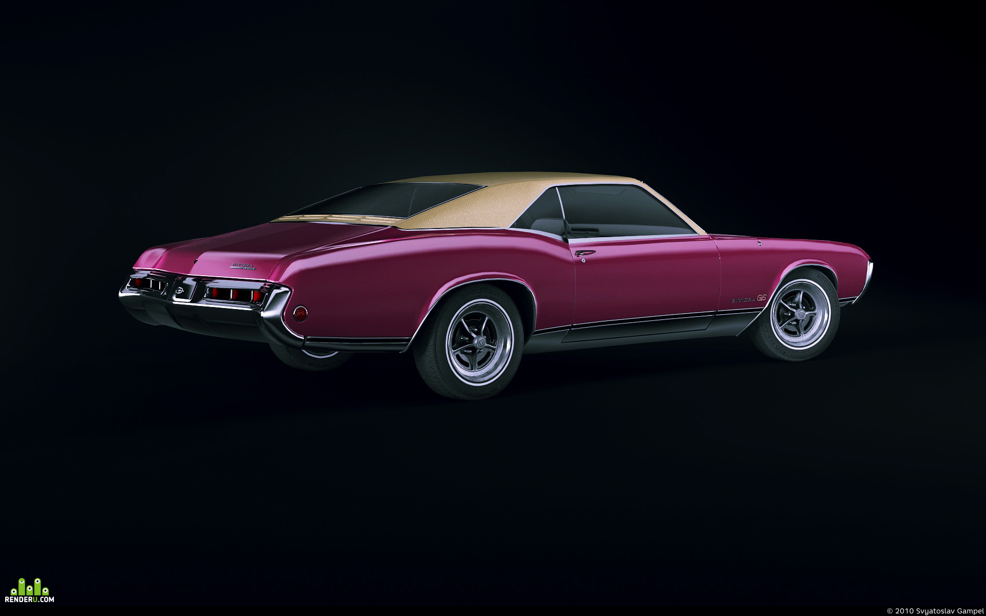 preview 1969 Buick Riviera