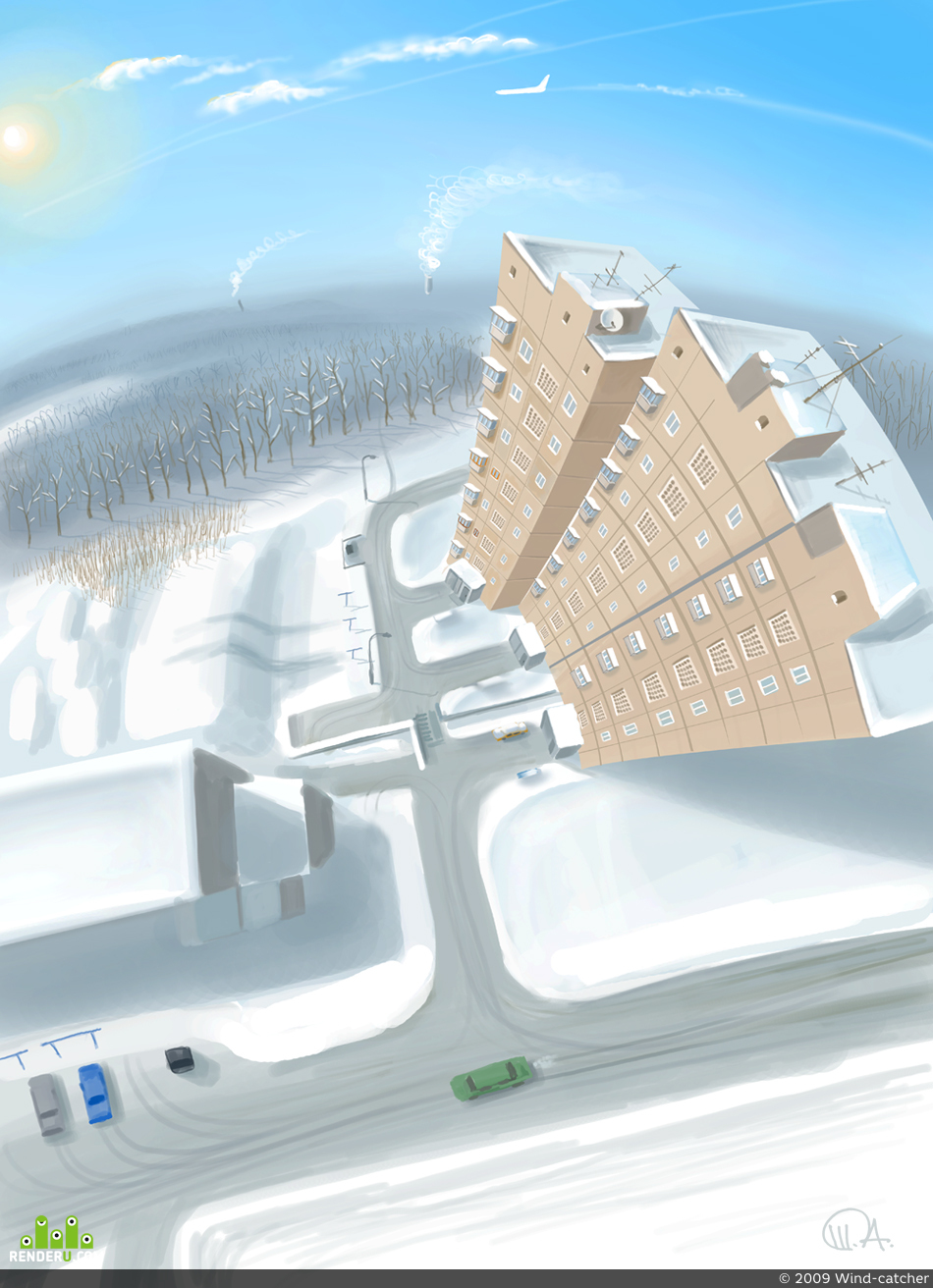 preview Zimniy dvor
