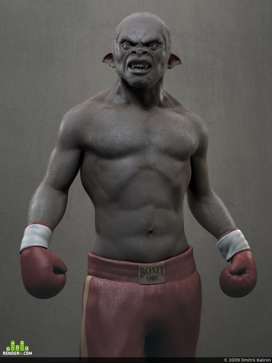 preview Boxer Orc