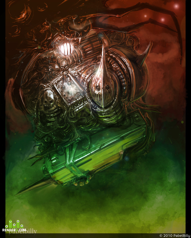preview warhammer deathguard