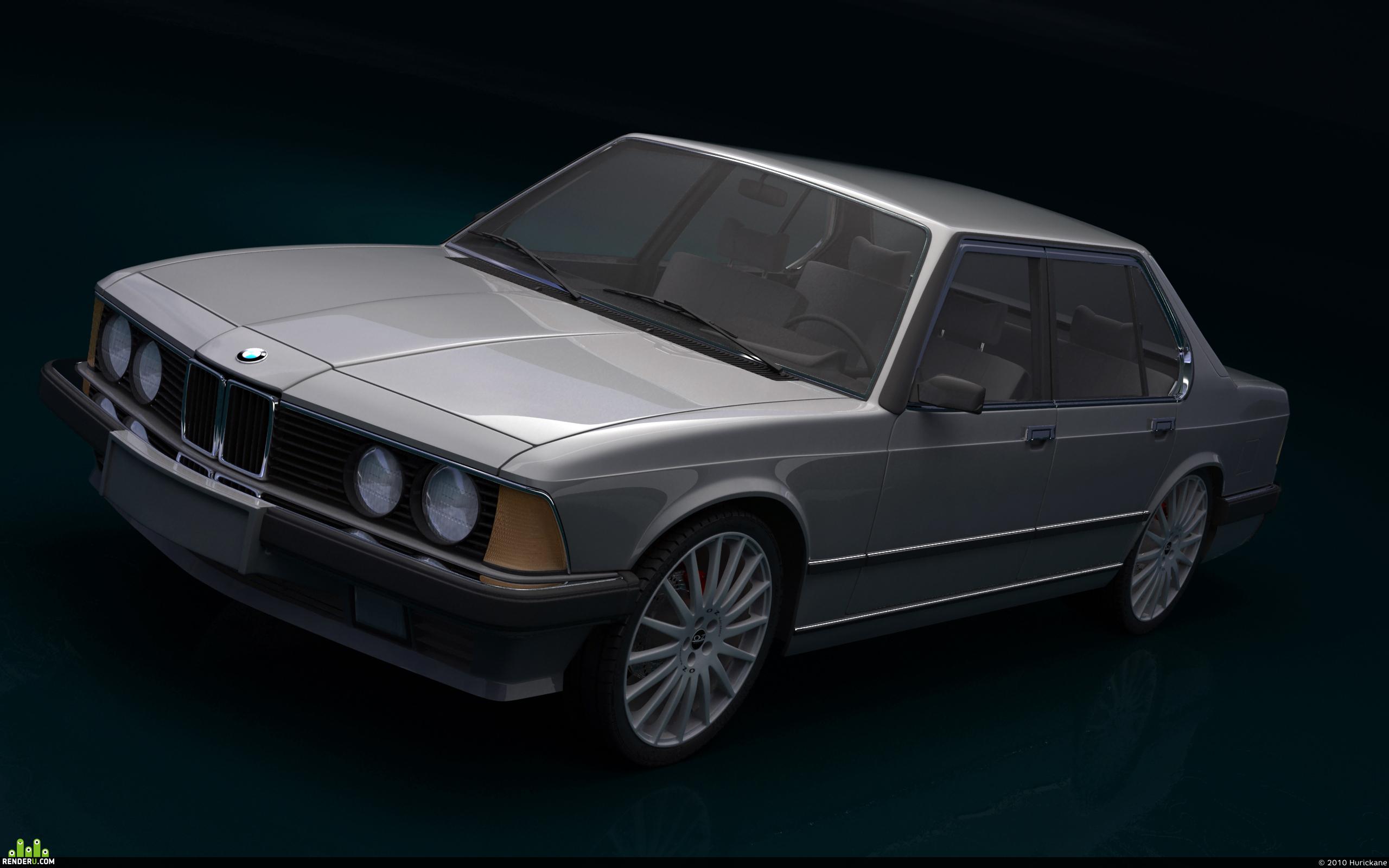 preview BMW e23