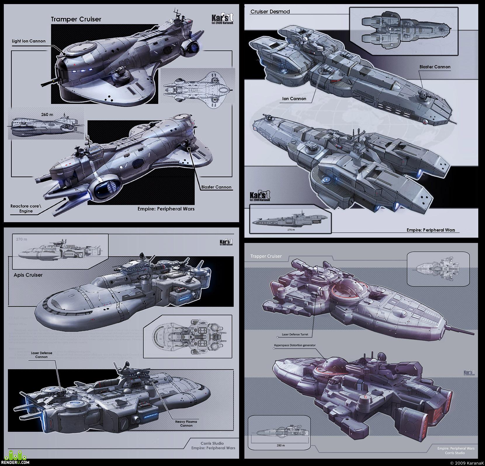 preview Cruiser set