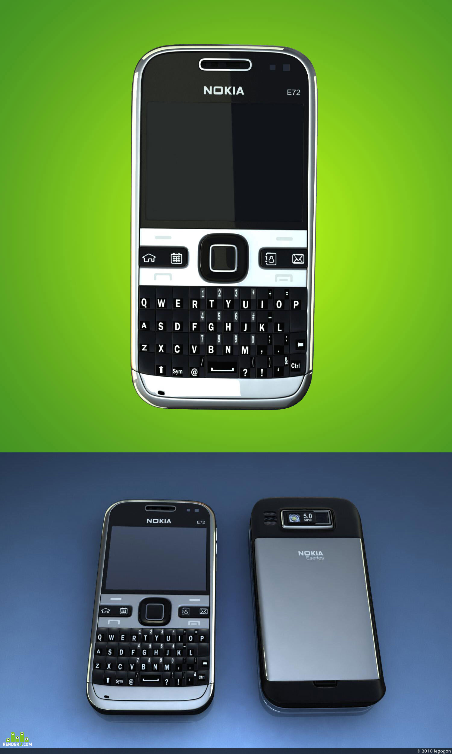 preview Nokia E72