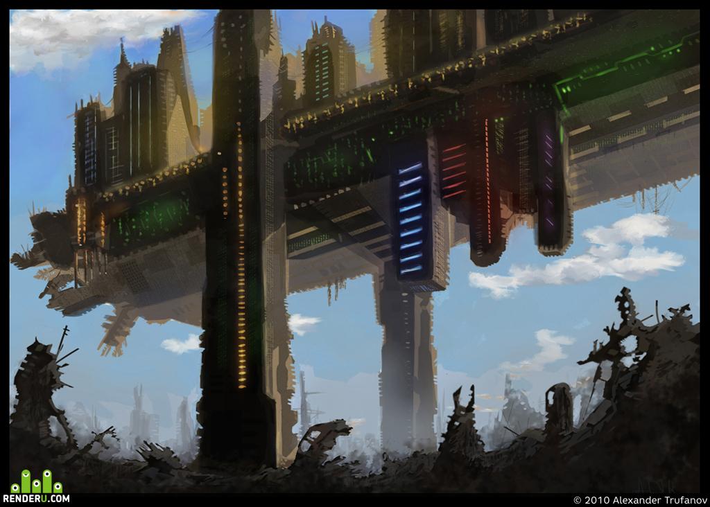 preview Bridge - Town