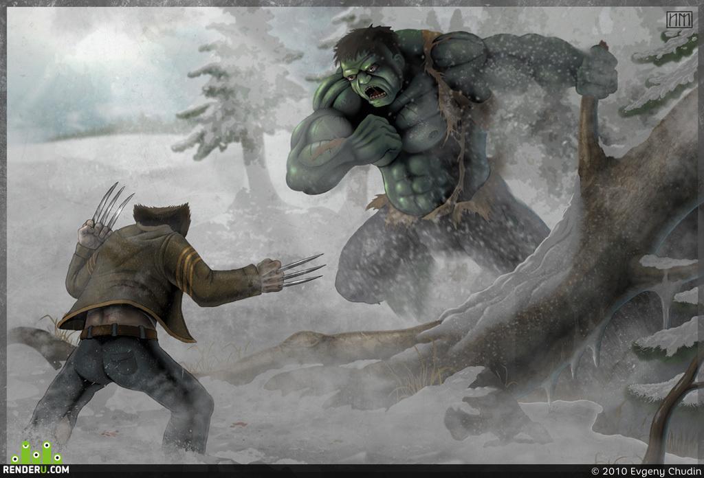 preview Bitva titanov