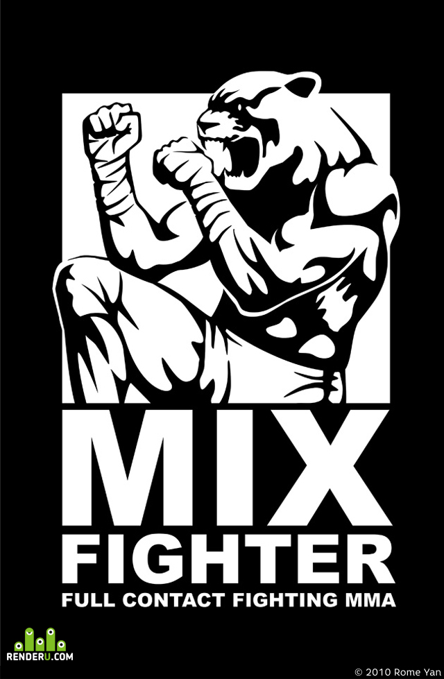 preview MIX Fighter Logo