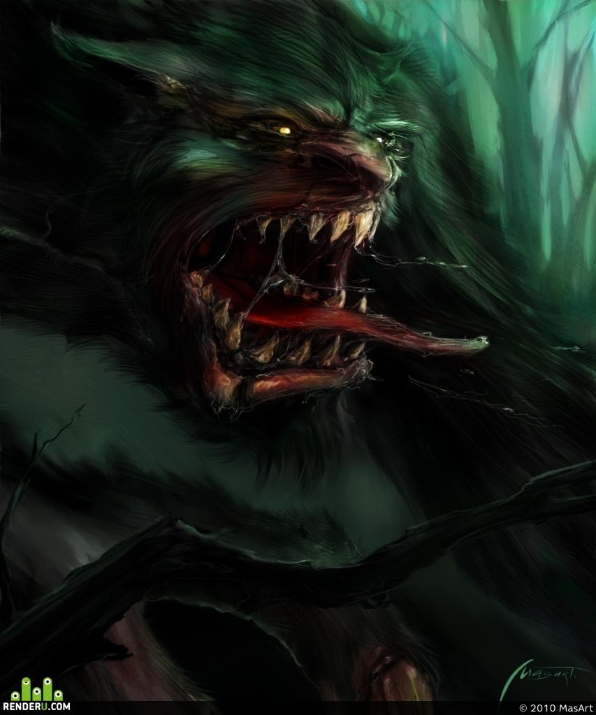 preview Warewolf