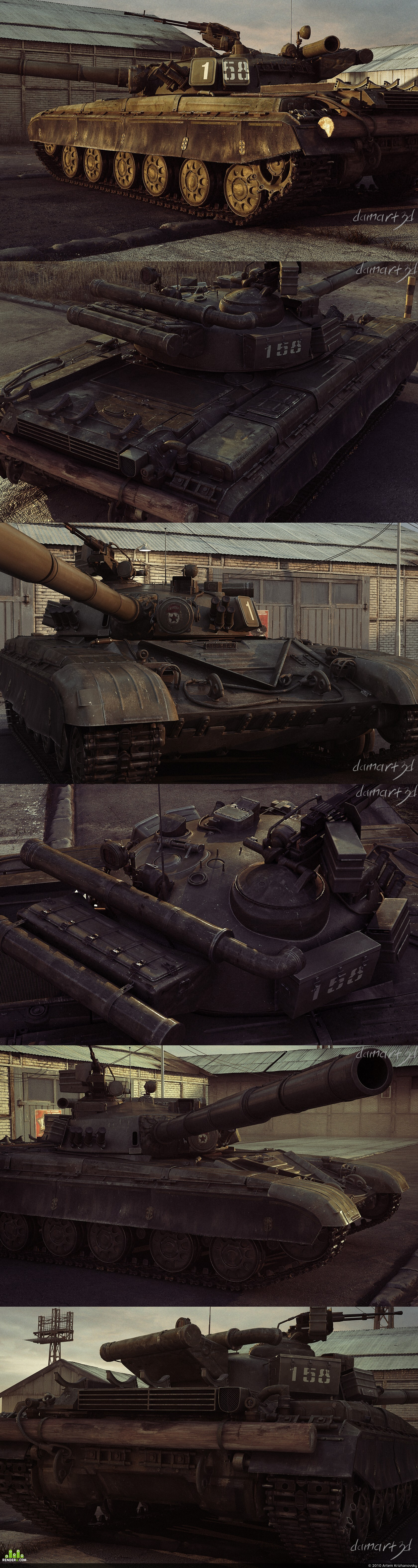 preview T-64B