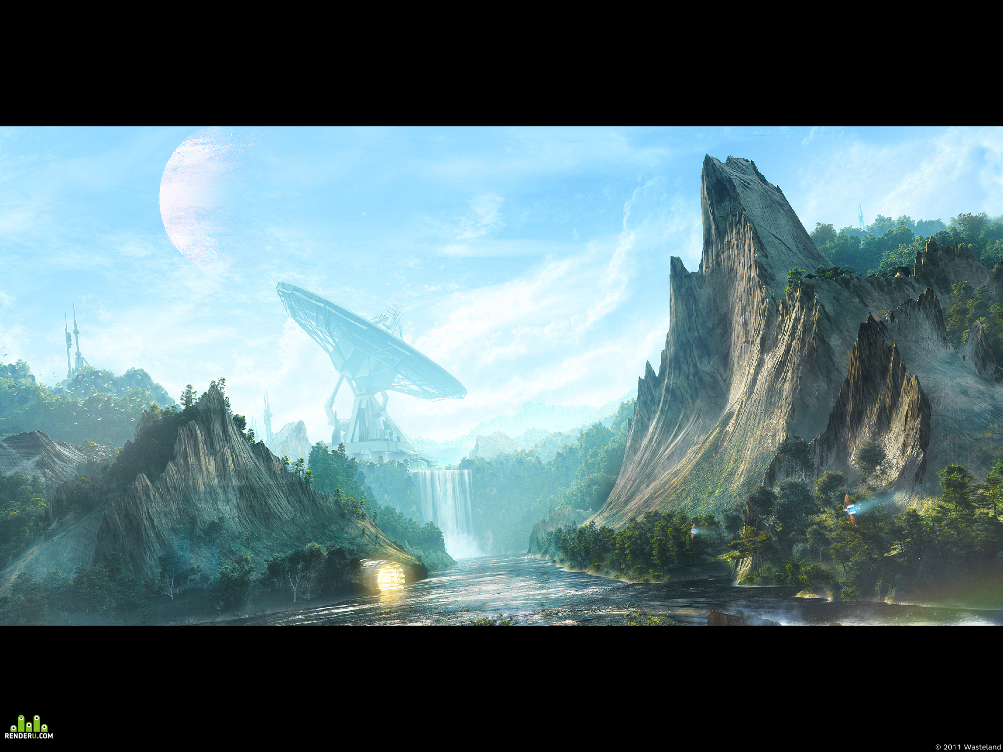 preview Waterfall Valley