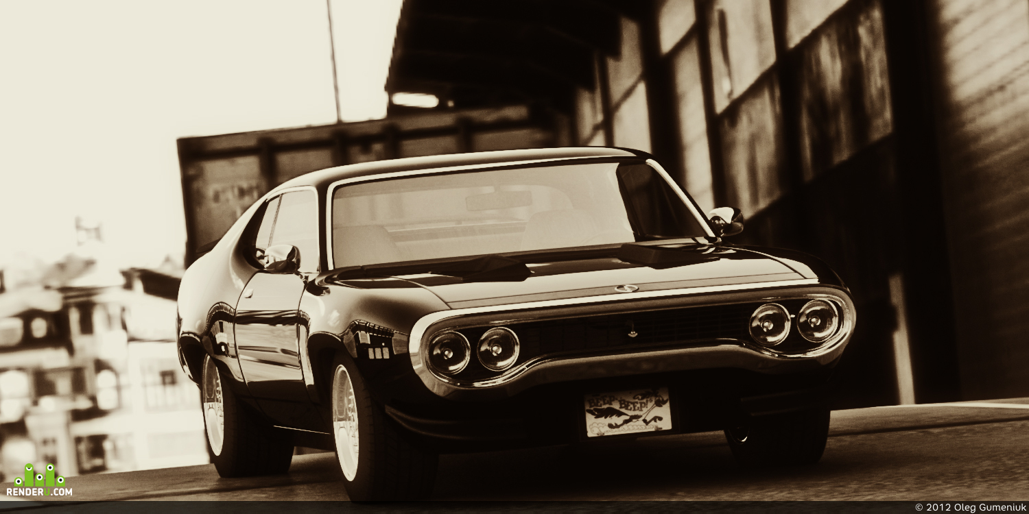 preview Plymouth Road Runner