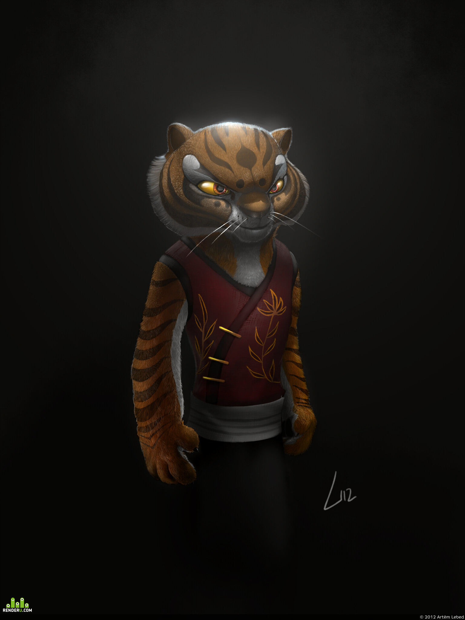 preview Tigress