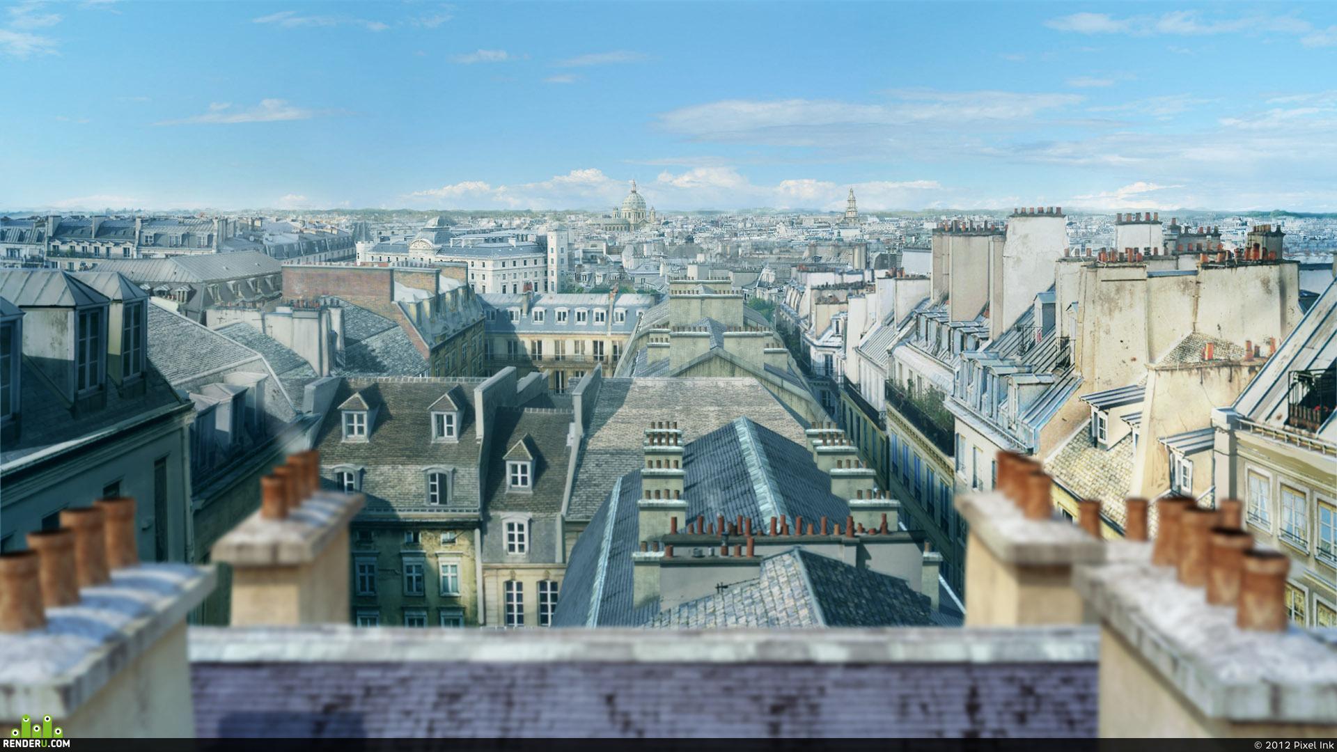 preview Париж XIX