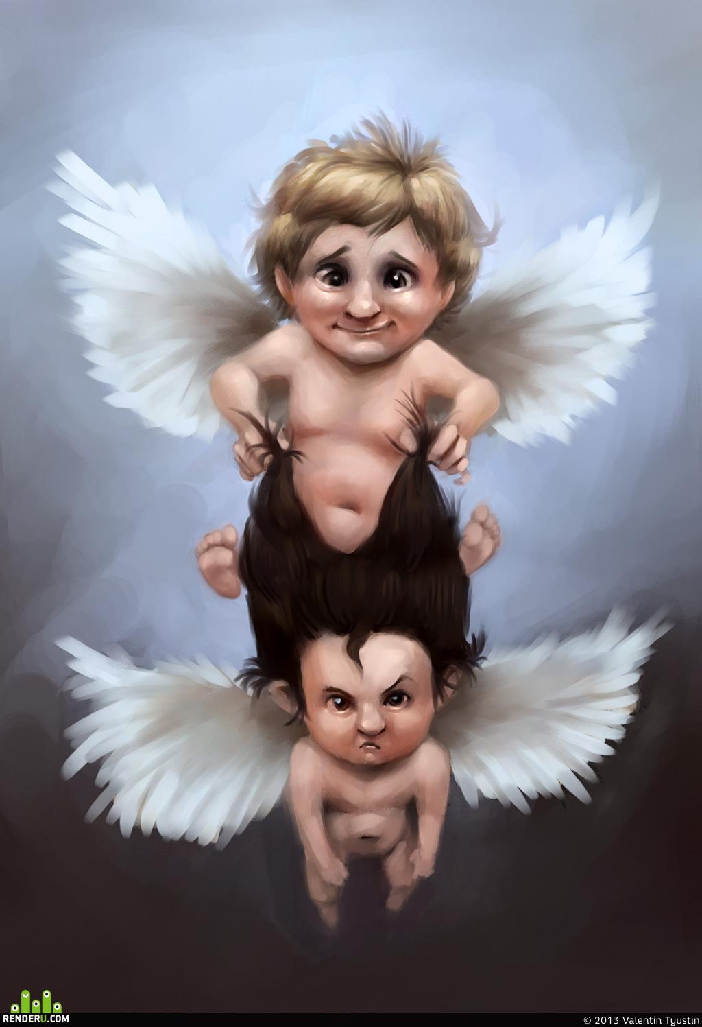 preview Ангелочки