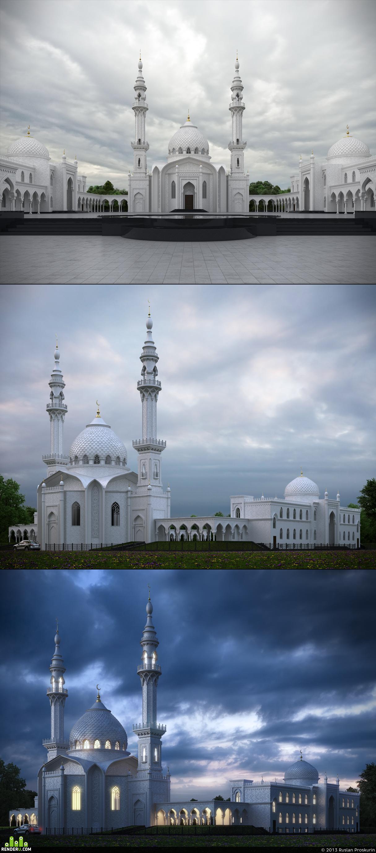 preview Мечеть
