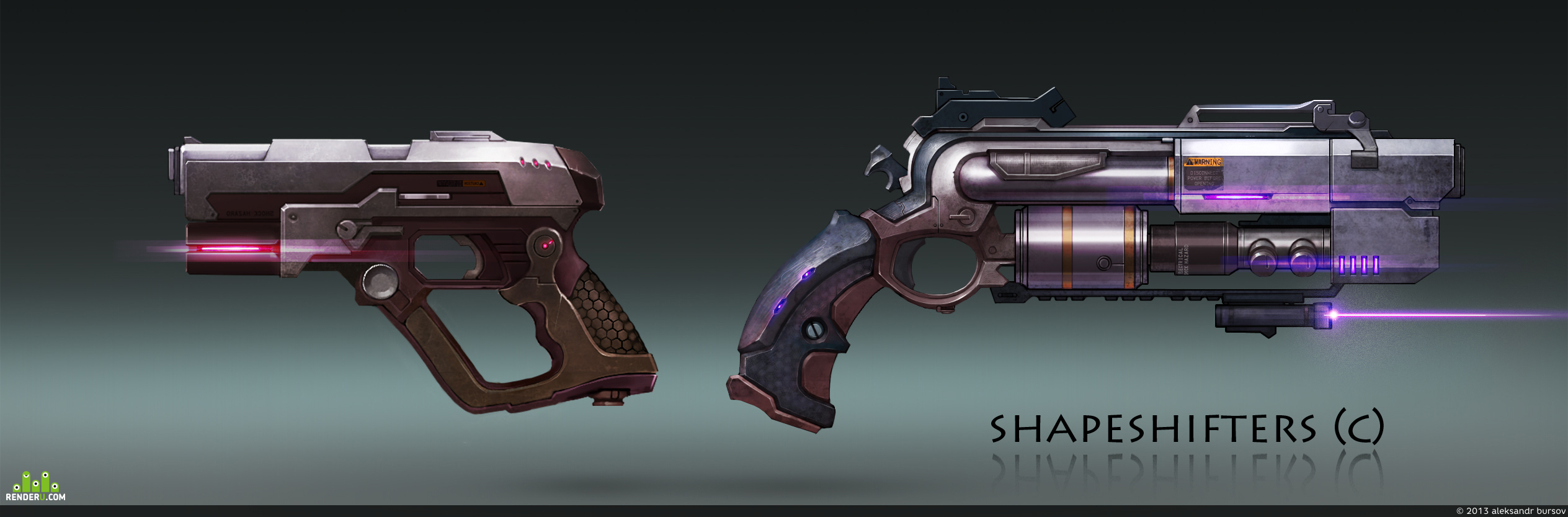 preview pistols