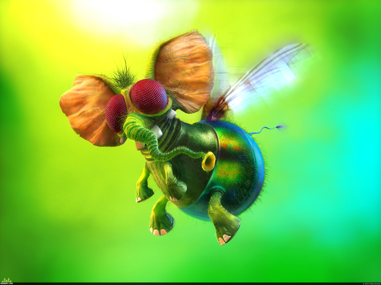 Картинка с мухой я слон, приколы танкистов днем