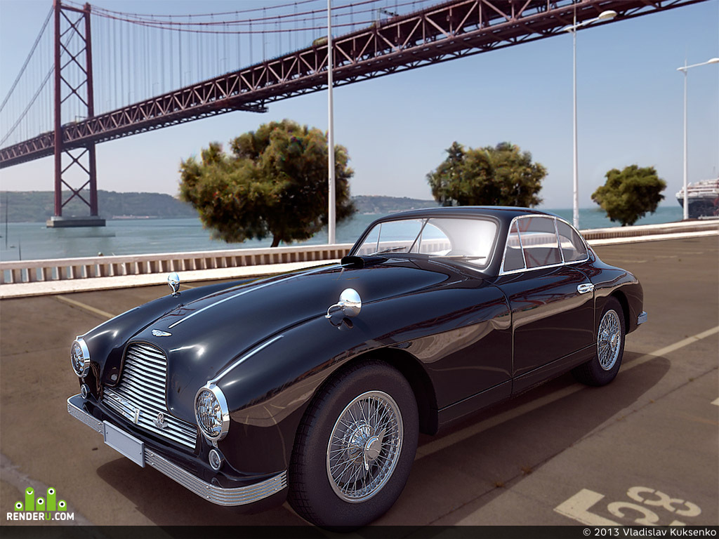 preview Aston Martin DB2