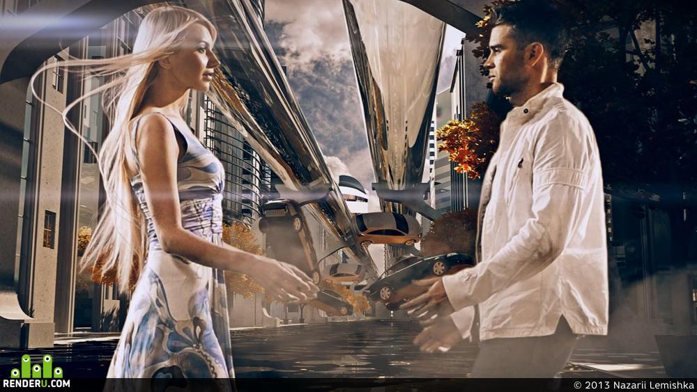 preview Шахзода - Медленно - Музыкальный клип