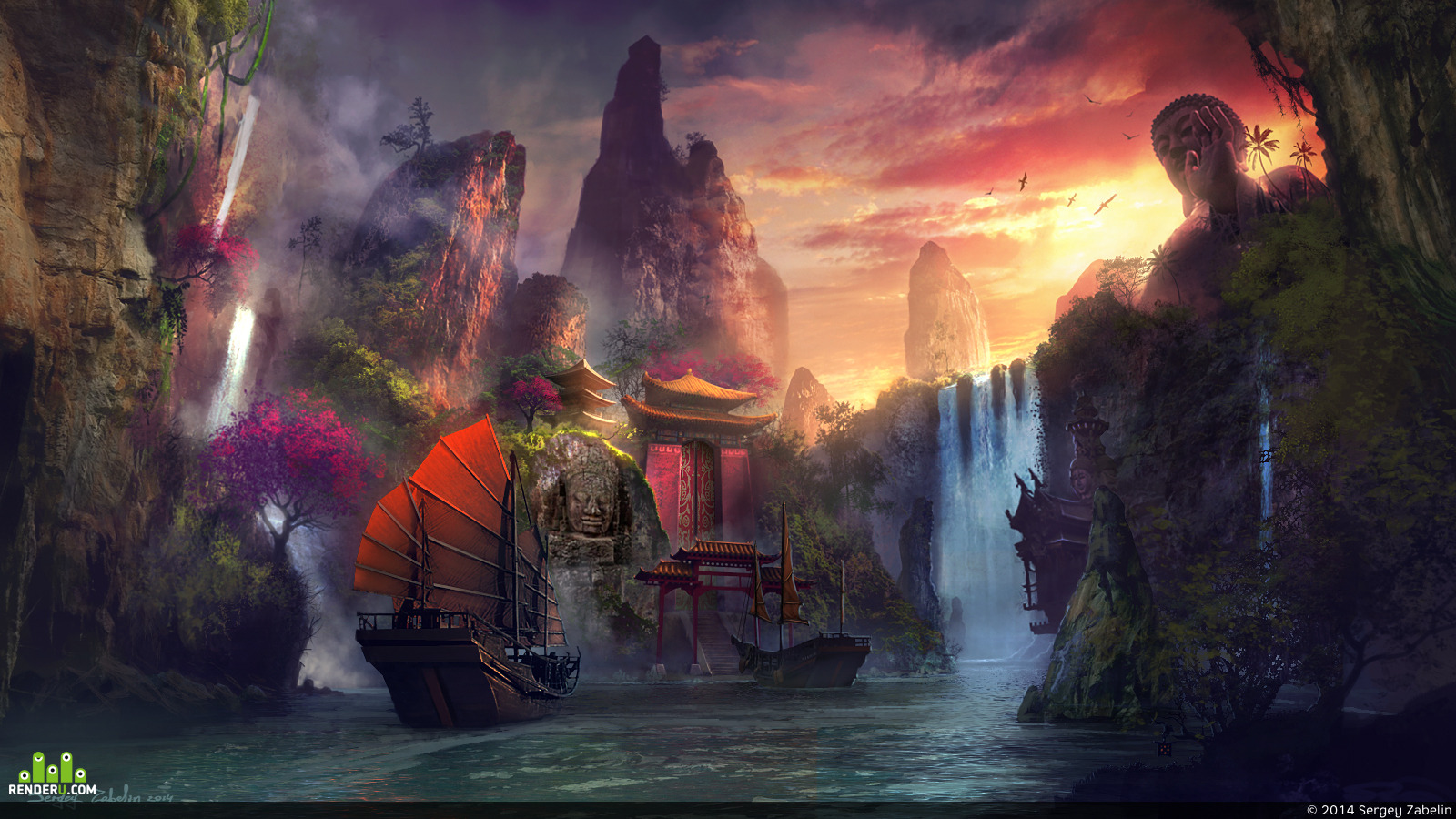 preview Temple of Under Heaven