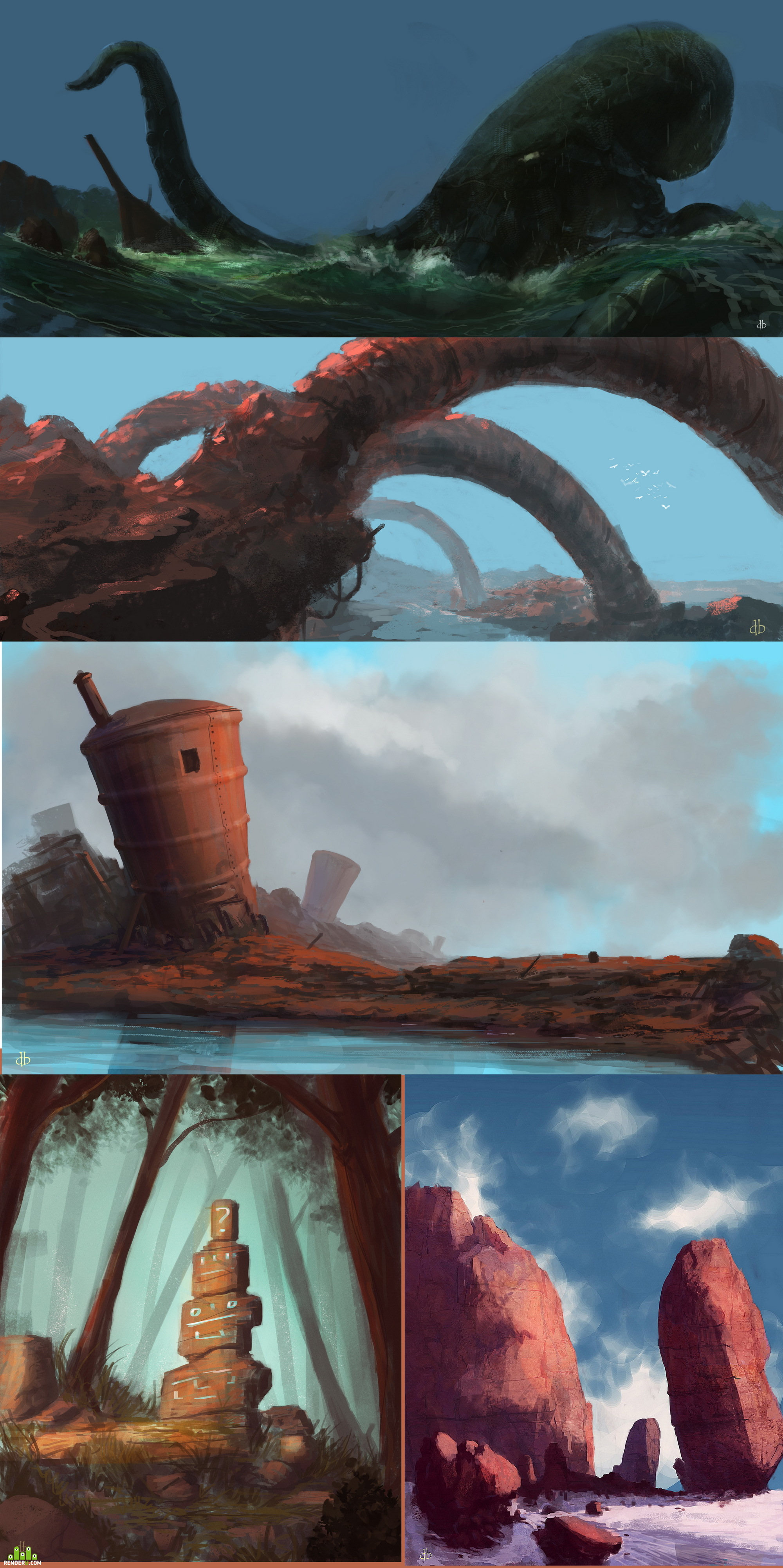 preview Speed painting