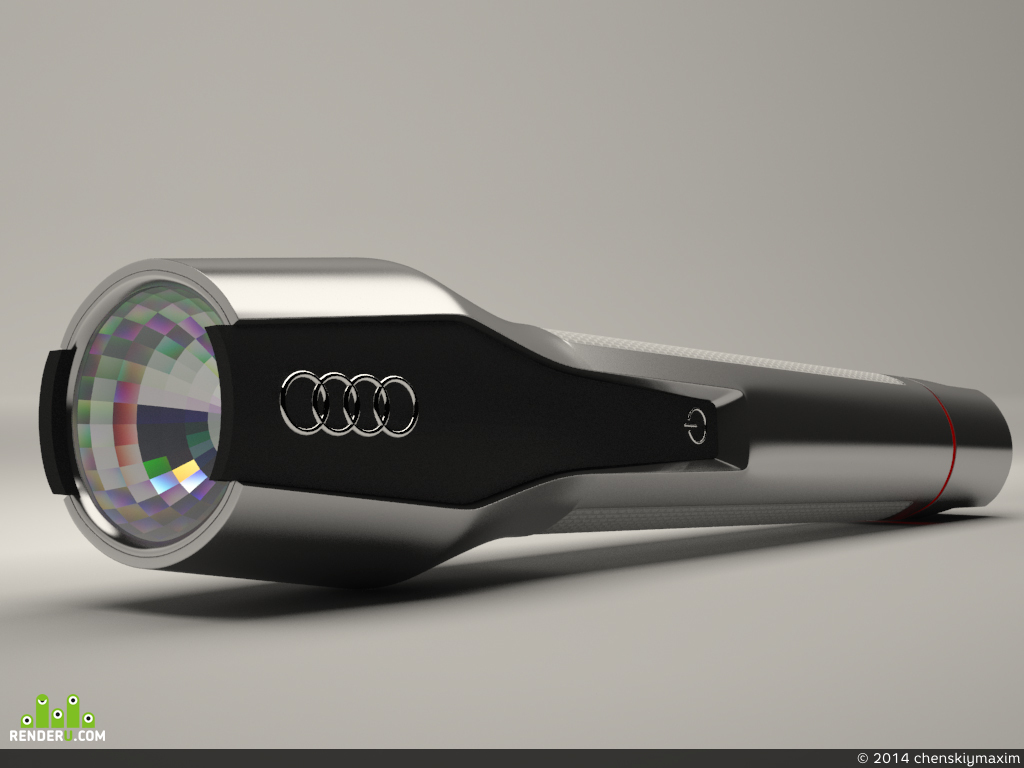 preview Ручной фонарь Audi