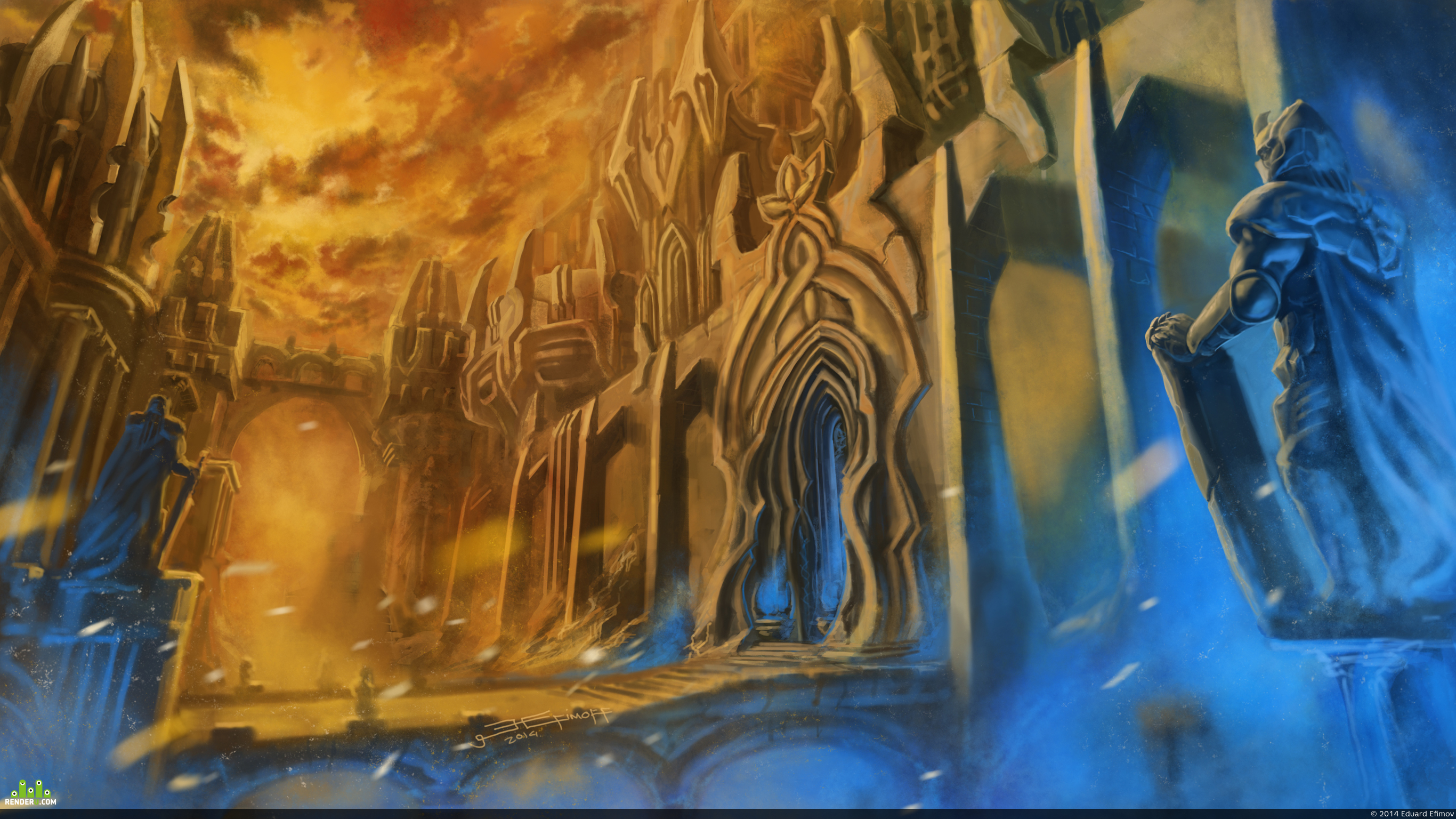preview Замок Лилии