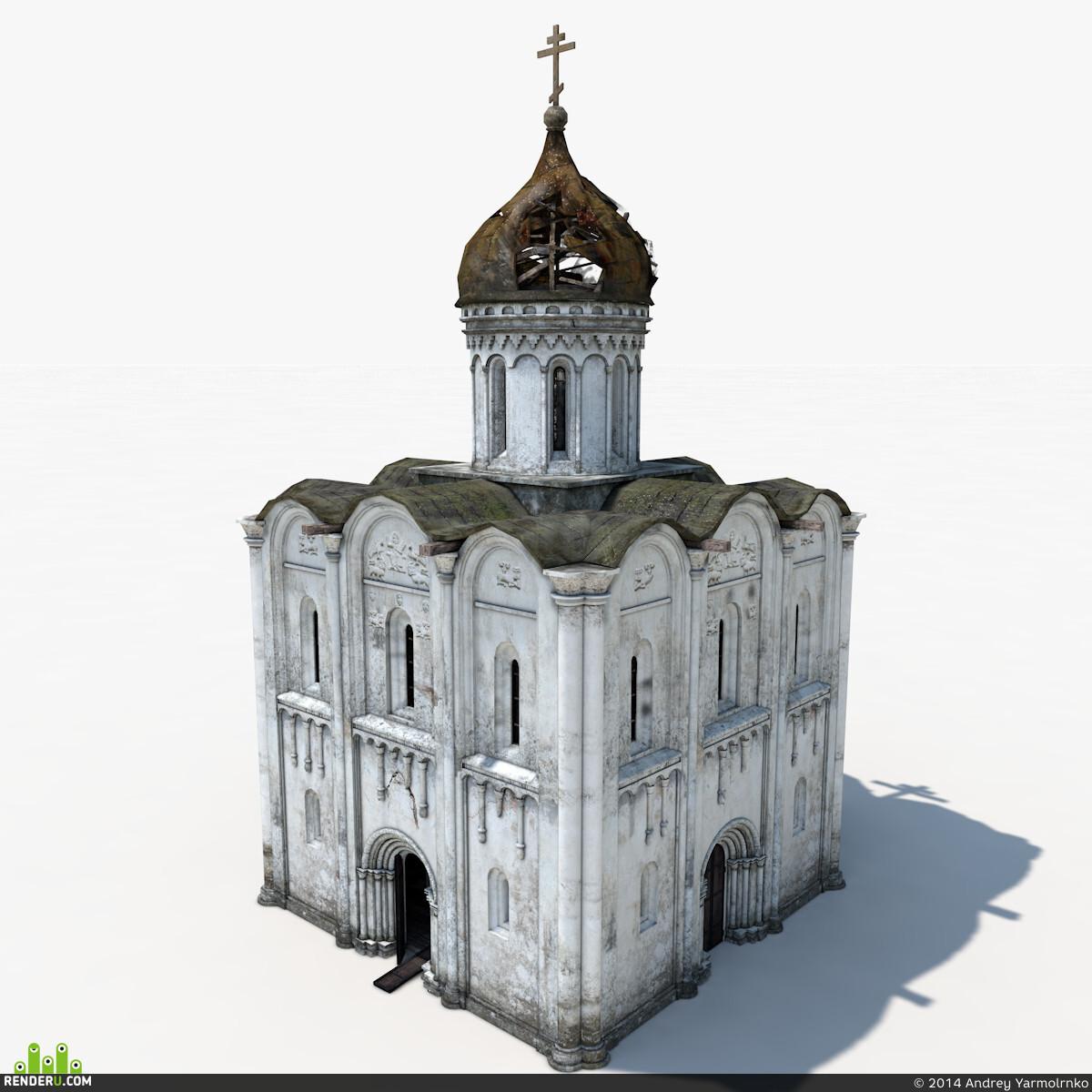preview Церковь Покрова на Нерли