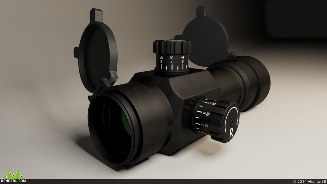 preview Оптический прицел KCC - 009IR