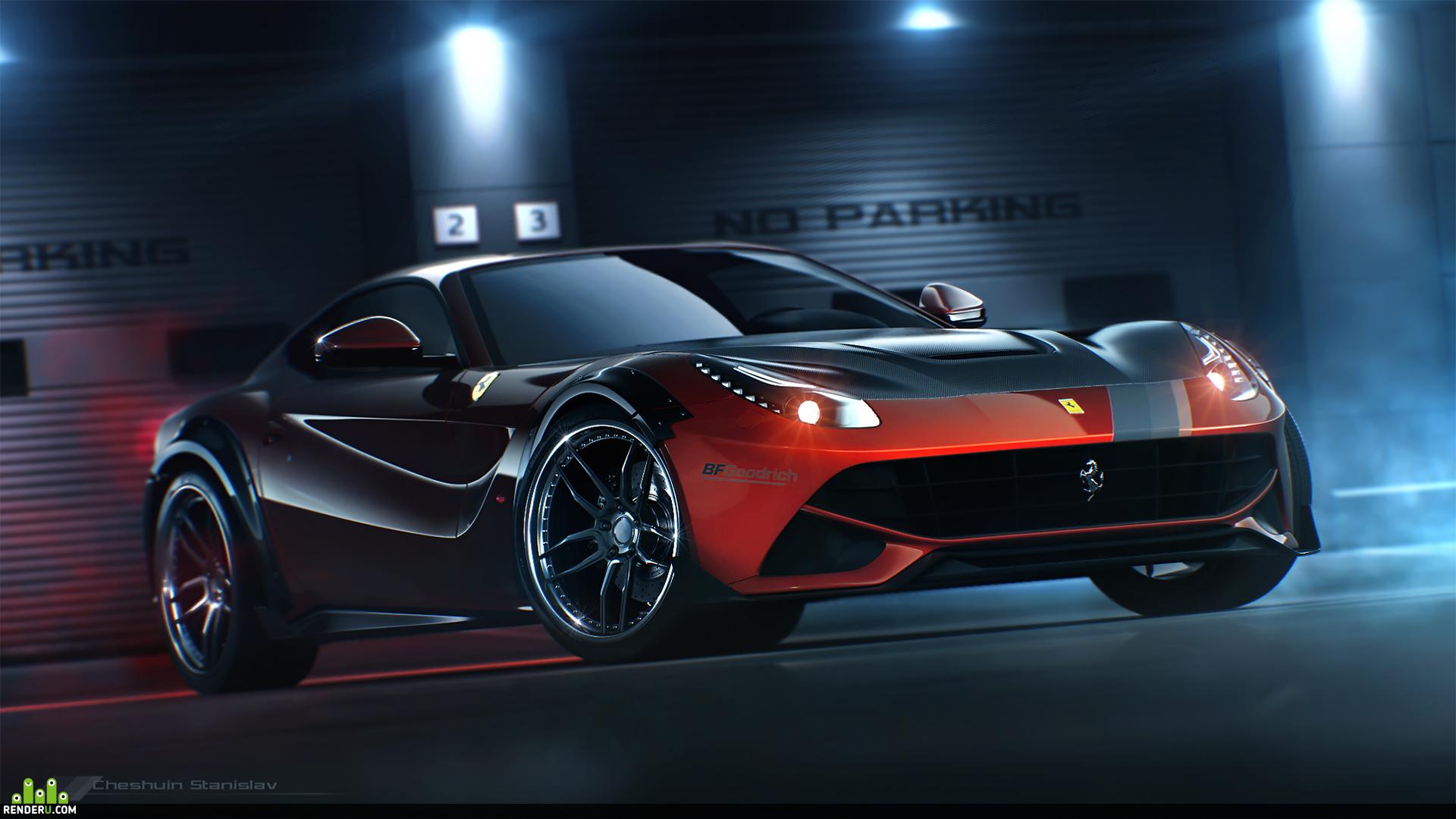 preview Ferrari F12 Berlinetta