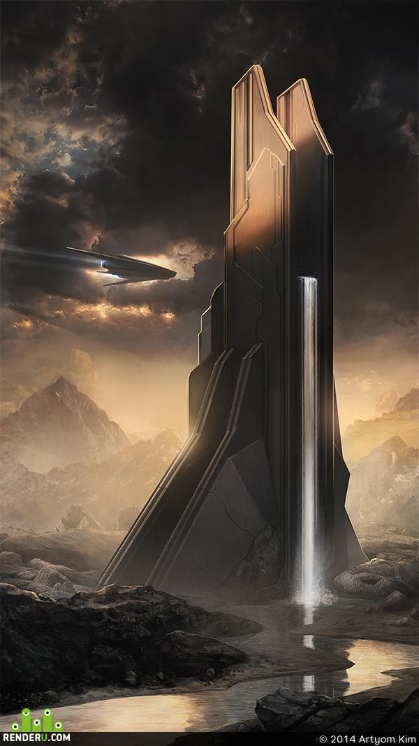 preview Башня