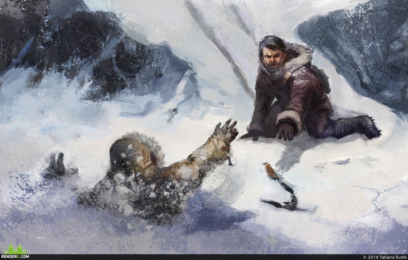 preview Альпинисты