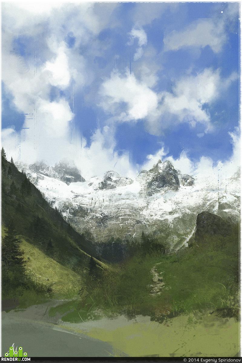 preview Landscape #1